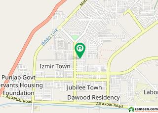 ازمیر ٹاؤن ۔ بلاک کے ازمیر ٹاؤن لاہور میں 11 مرلہ رہائشی پلاٹ 1.15 کروڑ میں برائے فروخت۔