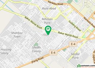 گلشن حیات فیصل آباد میں 6 مرلہ مکان 1.3 کروڑ میں برائے فروخت۔