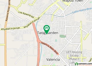 10 Marla Plot Is Required In Tariq Gardens