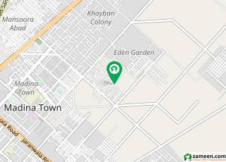 النور گارڈن فیصل آباد میں 6 مرلہ مکان 1 کروڑ میں مطلوب ہے۔