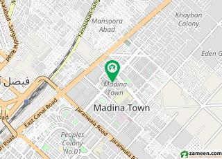 سوساں روڈ فیصل آباد میں 3 مرلہ مکان 2.8 کروڑ میں برائے فروخت۔