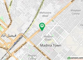 آفیسرز کالونی نمبر ۱ سوساں روڈ فیصل آباد میں 4 کمروں کا 5 مرلہ مکان 1.1 کروڑ میں برائے فروخت۔