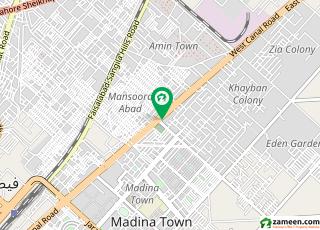 کینال روڈ فیصل آباد میں 1 مرلہ کمرہ 10 ہزار میں مطلوب ہے۔