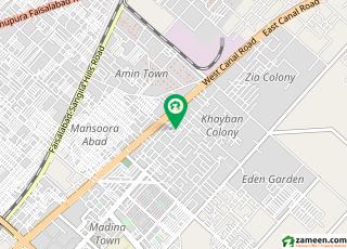سعید کالونی فیصل آباد میں 3 کمروں کا 15 مرلہ مکان 2.25 کروڑ میں برائے فروخت۔