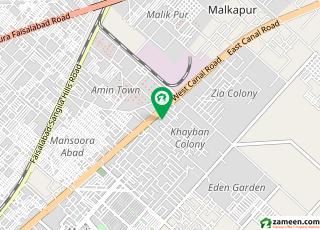 لیل پور گیلریا ایسٹ کینال روڈ کینال روڈ فیصل آباد میں 2 مرلہ کمرہ 80 لاکھ میں برائے فروخت۔