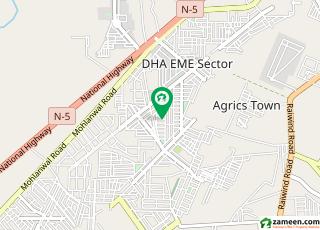 ای ایم ای سوسائٹی ۔ بلاک ای ای ایم ای سوسائٹی لاہور میں 1 کنال رہائشی پلاٹ 3.15 کروڑ میں برائے فروخت۔