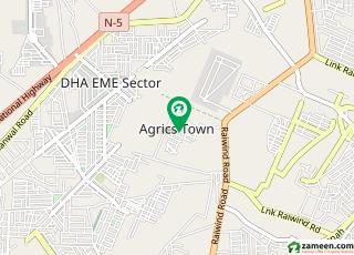 ایگریکس ٹاؤن لاہور میں 4 کمروں کا 15 مرلہ مکان 1.05 کروڑ میں برائے فروخت۔