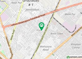 عباس پارک احمد آباد فیصل آباد میں 3 کمروں کا 7 مرلہ مکان 50 لاکھ میں برائے فروخت۔
