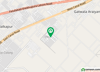 عبداللہ گارڈنز ایسٹ کینال روڈ کینال روڈ فیصل آباد میں 1 کنال مکان 6 کروڑ میں برائے فروخت۔