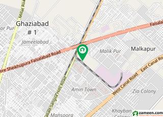 امین ٹاؤن فیصل آباد میں 2 کمروں کا 5 مرلہ زیریں پورشن 50 لاکھ میں برائے فروخت۔