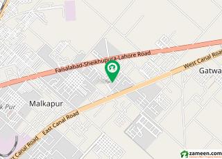 فیصل ٹاؤن فیصل آباد میں 6 کمروں کا 10 مرلہ مکان 2 کروڑ میں برائے فروخت۔