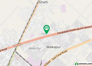 منا والا فیصل آباد میں 4 مرلہ مکان 70 لاکھ میں برائے فروخت۔