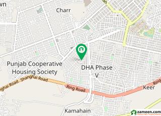 ڈی ایچ اے فیز 4 - بلاک ایفایف فیز 4 ڈیفنس (ڈی ایچ اے) لاہور میں 6 مرلہ کمرشل پلاٹ 5.6 کروڑ میں برائے فروخت۔