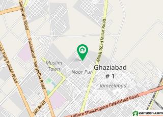 گرین ٹاؤن فیصل آباد میں 6 کمروں کا 6 مرلہ مکان 1.15 کروڑ میں برائے فروخت۔