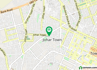 House Required In Johar Town