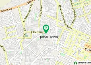 جوہر ٹاؤن فیز 1 جوہر ٹاؤن لاہور میں 1 کنال کمرشل پلاٹ 12 کروڑ میں برائے فروخت۔
