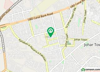 جوہر ٹاؤن فیز 2 - بلاک ایل جوہر ٹاؤن فیز 2 جوہر ٹاؤن لاہور میں 1 کنال رہائشی پلاٹ 5.6 کروڑ میں برائے فروخت۔