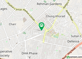 ڈی ایچ اے فیز 2 - بلاک ٹی فیز 2 ڈیفنس (ڈی ایچ اے) لاہور میں 4 مرلہ کمرشل پلاٹ 5.15 کروڑ میں برائے فروخت۔