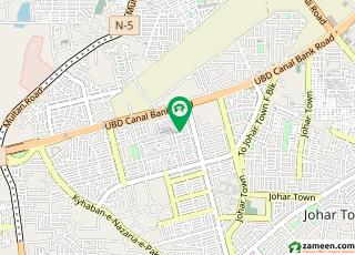 جوہر ٹاؤن فیز 2 - بلاک جی4 جوہر ٹاؤن فیز 2 جوہر ٹاؤن لاہور میں 1 کنال کمرشل پلاٹ 8.5 کروڑ میں برائے فروخت۔