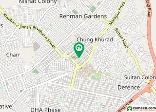 ڈی ایچ اے فیز 2 - بلاک یو فیز 2 ڈیفنس (ڈی ایچ اے) لاہور میں 2 کنال رہائشی پلاٹ 6.4 کروڑ میں برائے فروخت۔