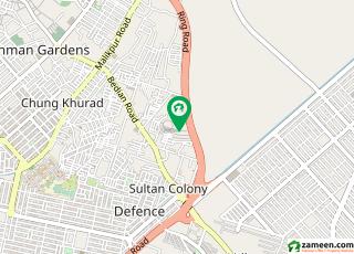ڈی ایچ اے فیز 8 - بلاک وائے فیز 8 ڈیفنس (ڈی ایچ اے) لاہور میں 1 کنال رہائشی پلاٹ 1.35 کروڑ میں برائے فروخت۔