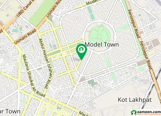 1-kanal Residential Plot Is Required In Block F Or H Model Town