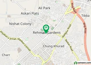 رحمان گارڈنز لاہور میں 3 کمروں کا 5 مرلہ فلیٹ 1.1 کروڑ میں برائے فروخت۔