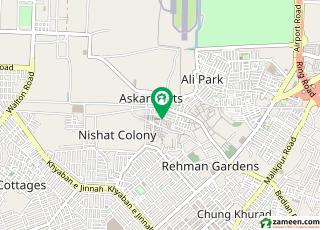 علی ویو پارک لاہور میں 4 کمروں کا 7 مرلہ مکان 1.6 کروڑ میں برائے فروخت۔