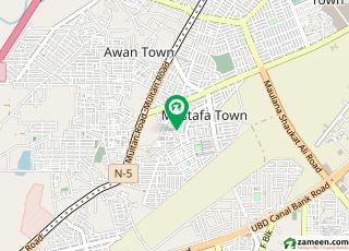 ایجوکیشن ٹاؤن لاہور میں 6 کمروں کا 1 کنال مکان 3.15 کروڑ میں برائے فروخت۔