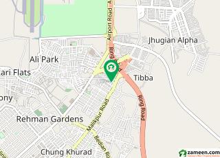 کرکٹر ولاز لاہور میں 5 کمروں کا 1.35 کنال مکان 3.2 کروڑ میں برائے فروخت۔