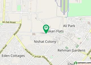 نشاط کالونی لاہور میں 4 کمروں کا 6 مرلہ مکان 60 لاکھ میں برائے فروخت۔