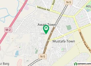 ندیم ٹاؤن لاہور میں 4 کمروں کا 5 مرلہ مکان 1.1 کروڑ میں برائے فروخت۔