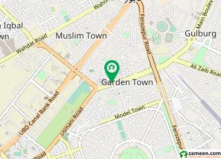 برکت مارکیٹ گارڈن ٹاؤن لاہور میں 2 کنال کمرشل پلاٹ 12 کروڑ میں برائے فروخت۔