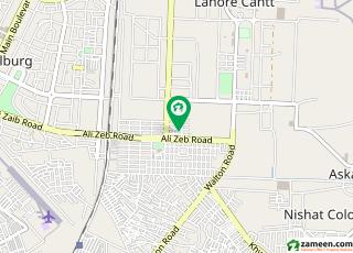آفیسر کالونی لاہور میں 1 کمرے کا 2 مرلہ فلیٹ 23 لاکھ میں برائے فروخت۔