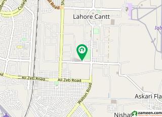 نثار کالونی کینٹ لاہور میں 3 کمروں کا 5 مرلہ مکان 1 کروڑ میں برائے فروخت۔