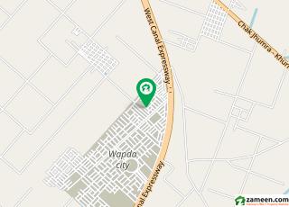 واپڈا سٹی ۔ بلاک کے واپڈا سٹی فیصل آباد میں 10 مرلہ مکان 90 لاکھ میں برائے فروخت۔