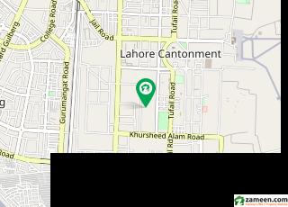 کینٹ غوثیہ کالونی کینٹ لاہور میں 2 کنال مکان 4 کروڑ میں برائے فروخت۔