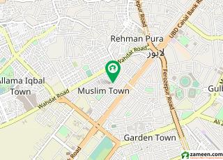 نیو مسلم ٹاؤن - بلاک بی نیو مسلم ٹاؤن لاہور میں 1 کمرے کا 1 مرلہ کمرہ 8 ہزار میں کرایہ پر دستیاب ہے۔