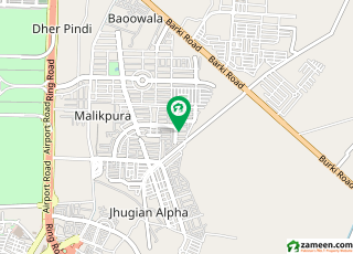 ایڈن سٹی - بلاک سی ایڈن سٹی ایڈن لاہور میں 10 مرلہ رہائشی پلاٹ 1.1 کروڑ میں برائے فروخت۔