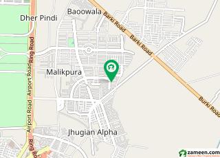 ایڈن سٹی - بلاک سی ایڈن سٹی ایڈن لاہور میں 10 مرلہ رہائشی پلاٹ 1.08 کروڑ میں برائے فروخت۔