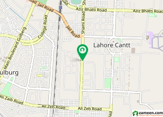 شامی روڈ کینٹ لاہور میں 5 کمروں کا 2.15 کنال مکان 11.75 کروڑ میں برائے فروخت۔