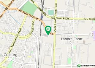 بریج کالونی کینٹ لاہور میں 4 کمروں کا 16 مرلہ مکان 4.4 کروڑ میں برائے فروخت۔