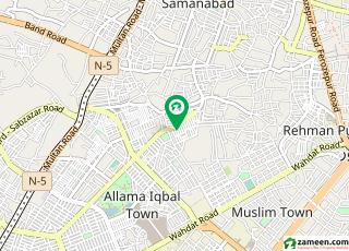 ندیم شہید روڈ لاہور میں 4 کمروں کا 5 مرلہ مکان 95 لاکھ میں برائے فروخت۔
