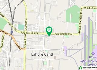 سرفراز رفیقی روڈ کینٹ لاہور میں 4 کمروں کا 1 کنال مکان 6 کروڑ میں برائے فروخت۔