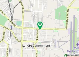 عزیز بھٹی روڈ کینٹ لاہور میں 6 کمروں کا 1.35 کنال مکان 8.5 کروڑ میں برائے فروخت۔