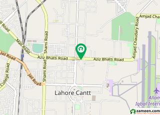 عزیز بھٹی روڈ کینٹ لاہور میں 5 کمروں کا 1.36 کنال مکان 6.85 کروڑ میں برائے فروخت۔