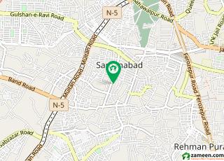 پونچھ روڈ لاہور میں 9 مرلہ مکان 2.5 کروڑ میں برائے فروخت۔