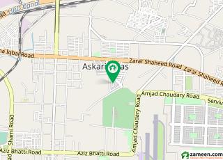 عسکری 9 - بلاک ایف عسکری 9 عسکری لاہور میں 3 کمروں کا 10 مرلہ فلیٹ 1.5 کروڑ میں برائے فروخت۔