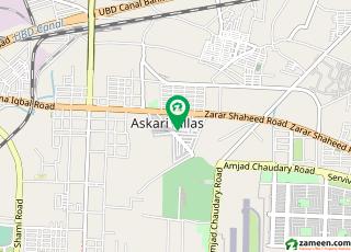 عسکری 9 عسکری لاہور میں 5 کمروں کا 1 کنال مکان 6.5 کروڑ میں برائے فروخت۔