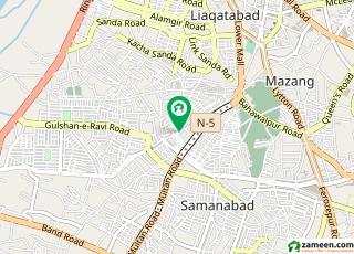 نیو چوبرجی پارک لاہور میں 5 کمروں کا 11 مرلہ مکان 2.5 کروڑ میں برائے فروخت۔